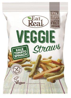 Veggie & Kale Straws 113g