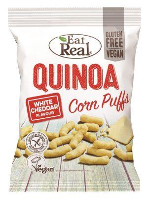 Quinoa Puffs Cheese Flavour 113g