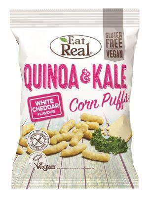 Quinoa Kale Puffs Cheese 113g