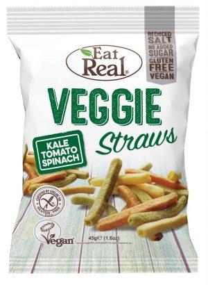 Veggie Straws 45g