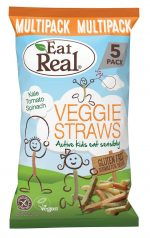 Kidzs Veggie Straws Multi Pack 5 X Pack