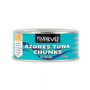 Skipjack Tuna Chunks In Brine 160g
