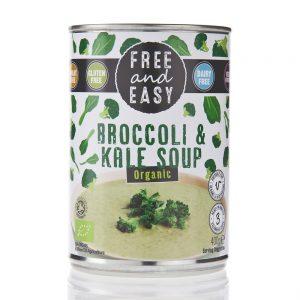 Organic Broccoli & Kale Soup 400g