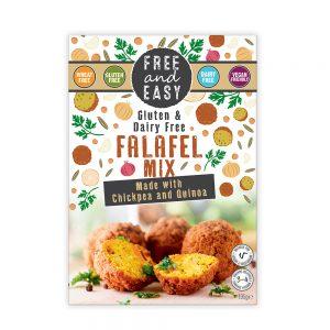 Free & Easy Falafel Mix 195g
