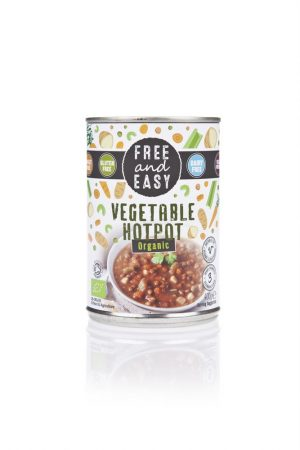 Organic Vegetable Hotpot 400g