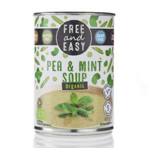 Free & Easy Organic Pea And Mint Soup 400g