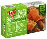 Meat Free Hot Dogs 360g