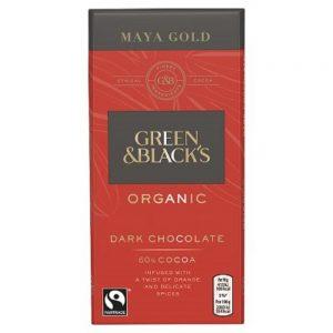 Organic Maya Gold Chocolate 90g