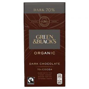 Organic 70% Dark Chocolate 90g