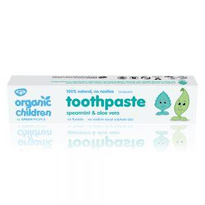 Childrens Spearmint Toothpaste 50ml