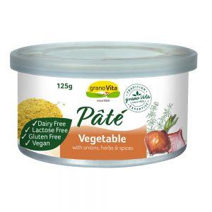 Vegetable Pate 125g