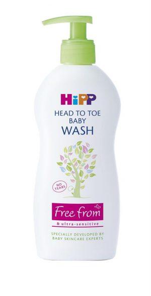 Head to Toe Baby Wash 400ml