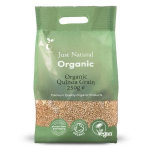 Organic Quinoa Grain 250g