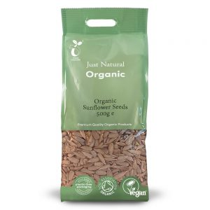 Organic Sunflower Seeds 500g