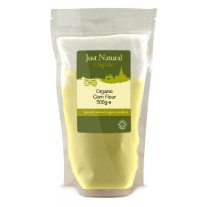 Organic Corn Flour 500g