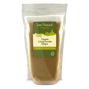 Organic Cocoa Powder 500g