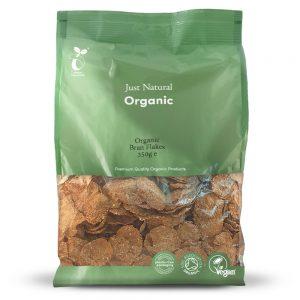 Organic Bran Flakes 350g