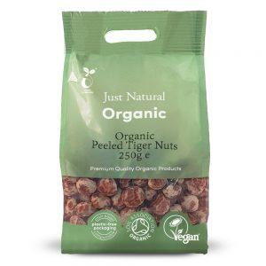 Organic Tiger Nuts 250g
