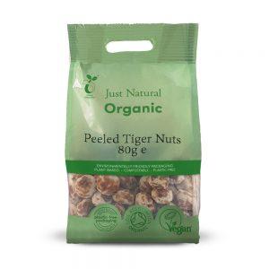 Organic Tiger Nuts 80g