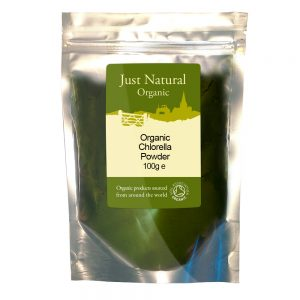 Organic Chlorella Powder 100g