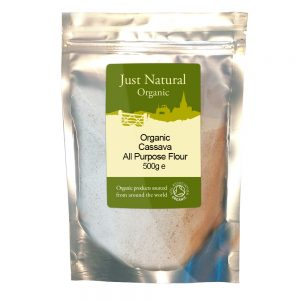 Organic Cassava - All Purpose Flour 500g