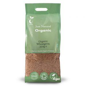 Organic Wheatgerm 350g