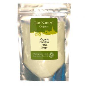 Organic Chestnut Flour 250g