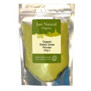 Organic Barley Grass Powder 100g