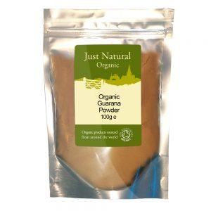 Organic Guarana Powder 100g