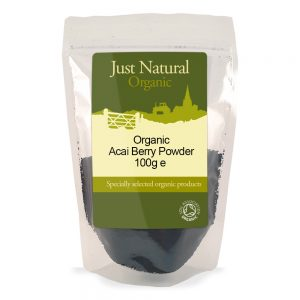 Organic Acai Berry Powder 100g