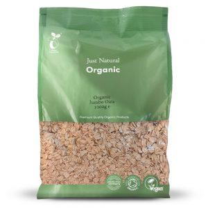 Organic Jumbo Oats 1000g