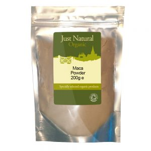 Organic Maca Powder 200g