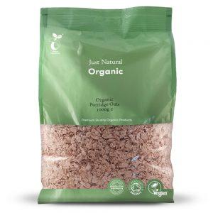Organic Porridge Oats 1000g