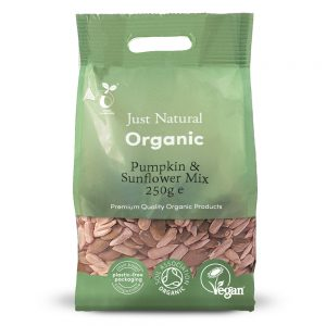 Organic Pumpkin & Sunflower Mix 250g