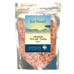 Himalayan Rose Pink Crystal Salt - Coarse 500g