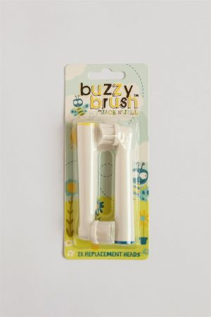 Buzzy Brush Replacement Heads 10g