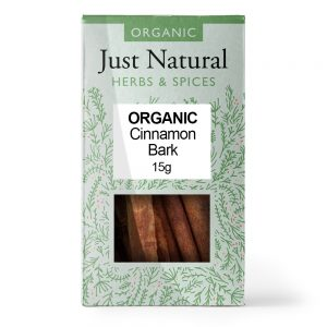 Cinnamon Bark 15g