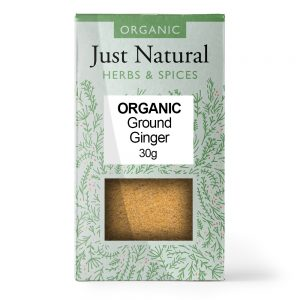 Ginger Ground 30g