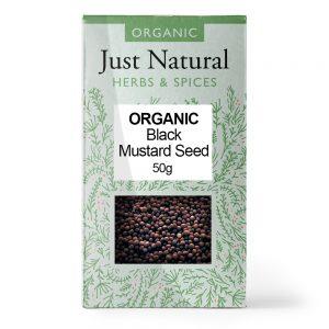 Mustard Seed Black 50g