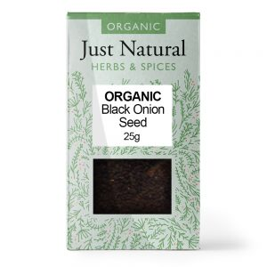 Onion Seed Black 25g