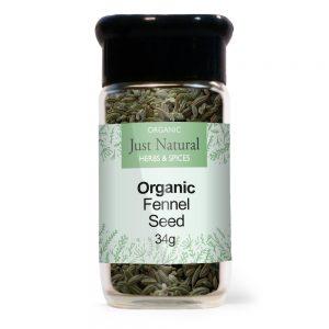 Fennel Seed 34g