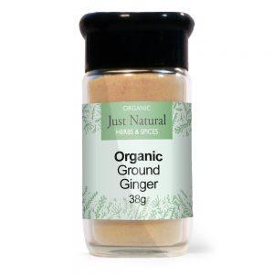 Ginger Ground 38g