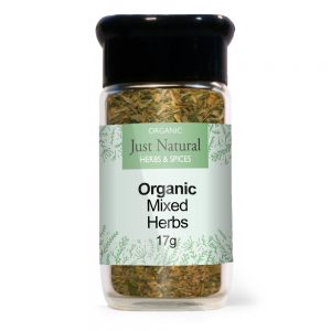 Mixed Herbs 17g