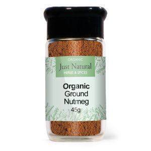 Nutmeg Ground 45g