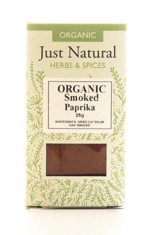 Paprika (Smoked) Box 25g
