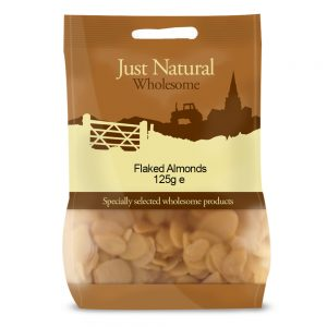 Flaked Almonds 125g