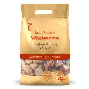 Broken Brazils 250g