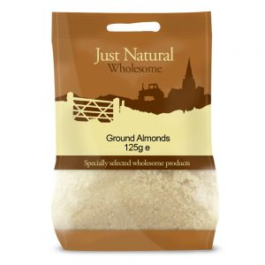 Ground Almonds 125g