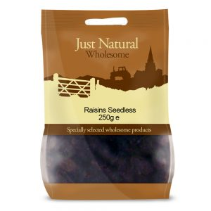 Raisins Seedless 250g