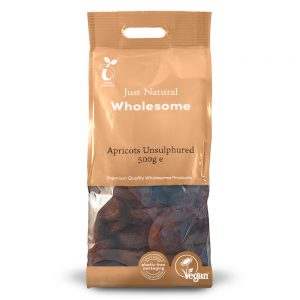 Apricots Unsulphured 500g